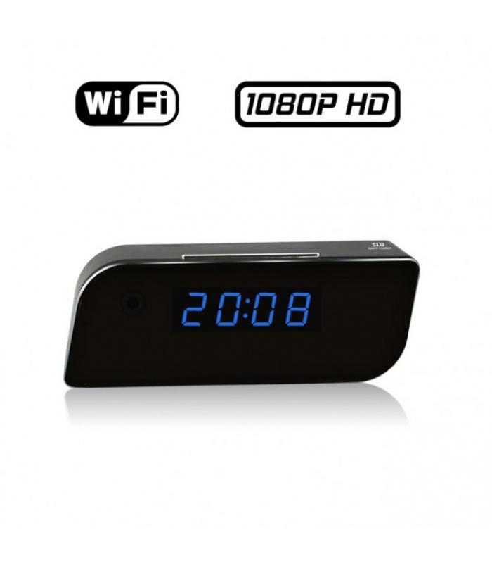 Ρολόι Κρυφή Κάμερα 720P HD Με Wifi & Ανιχνευτή Κίνησης Για Νυχτερινή Όραση-OEM