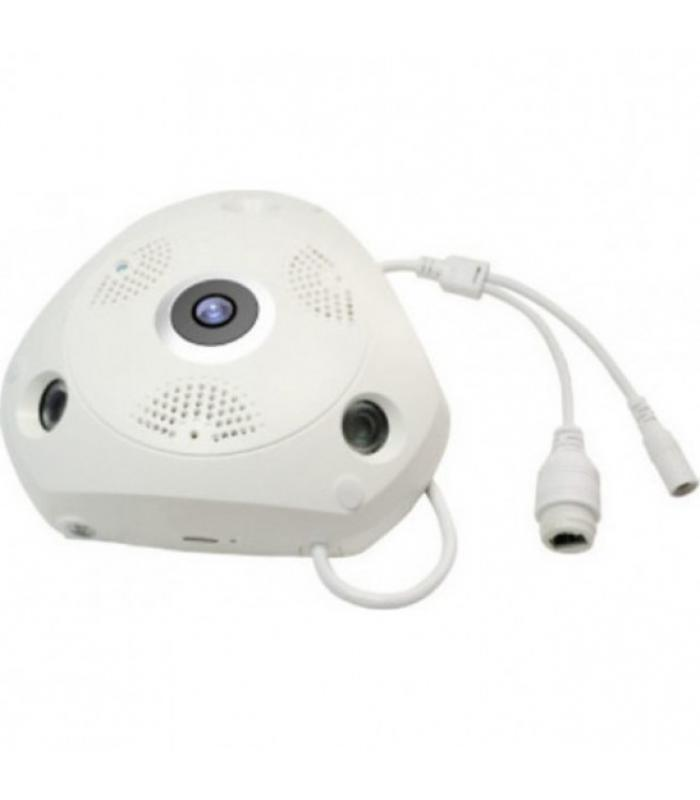 CAMWON WIP-VR360A2 Κάμερα IP FISHEYE 360°HD 3.0MP WiFi/Ethernet