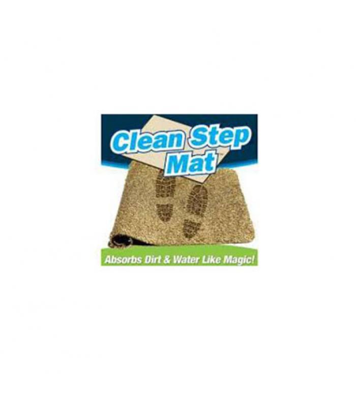 Χαλάκι Μεγάλης Αντοχής & Απορροφητικότητας Εσωτερικού - Εξωτερικού Χώρου Clean Step Mat